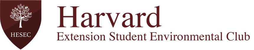 Harvard Extension Student Environmental Club
